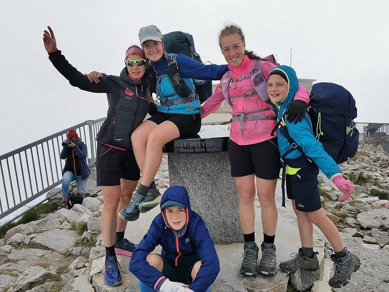 Klančnik Mont Blanc